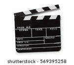 film slate | Shutterstock . vector #569395258