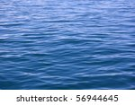 abstract blue water sea  good... | Shutterstock . vector #56944645