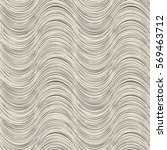 seamless vector geometric... | Shutterstock .eps vector #569463712