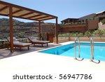 Swimming Pool At  Luxury Villa...