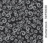 elegant swirl seamless   Shutterstock .eps vector #56950030