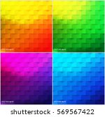 Abstract Vector Backgrounds Se...