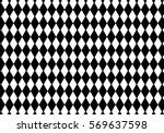 black and white trapezoid... | Shutterstock .eps vector #569637598