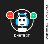 chatbot icon like hotline...