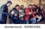 craft beer booze brew alcohol... | Shutterstock . vector #569803582