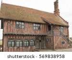 A Moot Hall  Tudor Meeting Or...