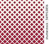 halftone red square geometric...   Shutterstock .eps vector #569913856