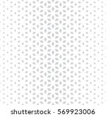 abstract sacred geometry gray... | Shutterstock .eps vector #569923006