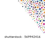 abstract background of colored... | Shutterstock .eps vector #569942416