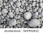 round white stones background | Shutterstock . vector #569942812
