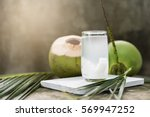 Coconut Juice Drink Coconut...