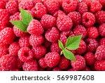 Raspberry. Fresh Organic...
