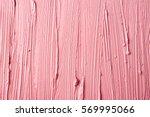 lipstick smear sample texture   Shutterstock . vector #569995066