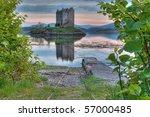 Stalker Castle In Highland ...