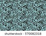 raster illustration. seamless... | Shutterstock . vector #570082318