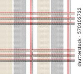 Checkered Plaid Pattern With...