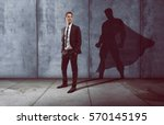successful businessman | Shutterstock . vector #570145195