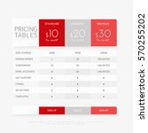 pricing plan comparison set for ...