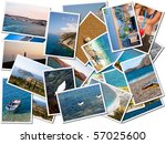 sea holiday photograph | Shutterstock . vector #57025600
