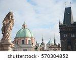 prague | Shutterstock . vector #570304852