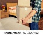relocation. | Shutterstock . vector #570320752