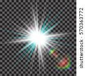 eps10.vector transparent... | Shutterstock .eps vector #570363772
