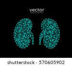 abstract vector illustration of ... | Shutterstock .eps vector #570605902