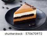 Caramel Cake  Mousse Dessert O...