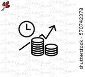 Web Line Icon. Business Idea ...