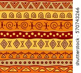 seamless color pattern in... | Shutterstock .eps vector #570743266