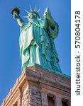 statue of liberty  new york  usa   Shutterstock . vector #570804178