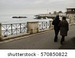 Stroll Along The Promenade.  ...