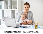 Business  Motherhood  Multi...