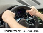 road trip  transport and people ... | Shutterstock . vector #570903106
