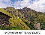 zillertal alps landscape | Shutterstock . vector #570918292