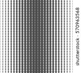 seamless pattern of rhombuses.... | Shutterstock .eps vector #570963568