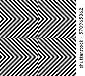 vector seamless pattern.... | Shutterstock .eps vector #570965362