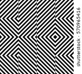vector seamless pattern.... | Shutterstock .eps vector #570965416