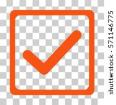 checkbox icon. vector...