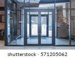 doors and windows | Shutterstock . vector #571205062