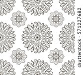 seamless pattern  ethnic...