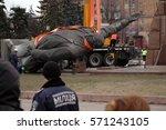 Zaporizhia  Ukraine   March 17...