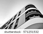 modern apartment building....   Shutterstock . vector #571251532