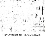 distressed overlay texture of... | Shutterstock .eps vector #571292626