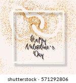valentine's day design....   Shutterstock .eps vector #571292806
