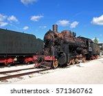 Soviet Engine Of The Ea Series...