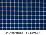 Blue And White Checkered...