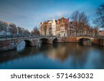 Beautiful Cityscape Of The...