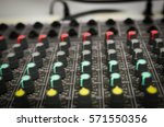 Used Sound Mixer Equipment For...
