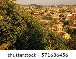 view of kutaisi  georgia | Shutterstock . vector #571636456